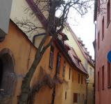 Free Photo - Rothenburg Narrow Street