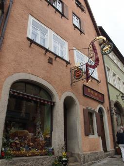 Rothenburg Sausage Store - Free Stock Photo