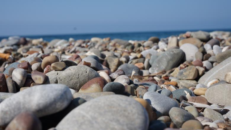 Free Stock Photo of Rocky beach Created by simran Marwaha