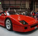 Free Photo - Red Ferrari F40