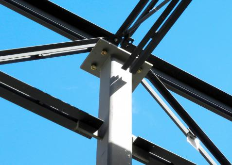 Steel beam - Free Stock Photo