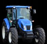 Free Photo - New tractor isolated