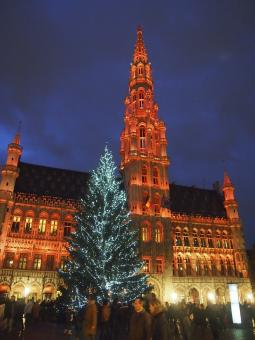 Grand Place in Brussels - Free Stock Photo