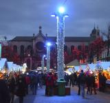 Free Photo - Christmas Market in Brussels, Belgium