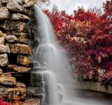Free Photo - Zoo Waterfall - Autumn Warm HDR