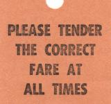 Free Photo - Vintage Fare Ticket - Beige