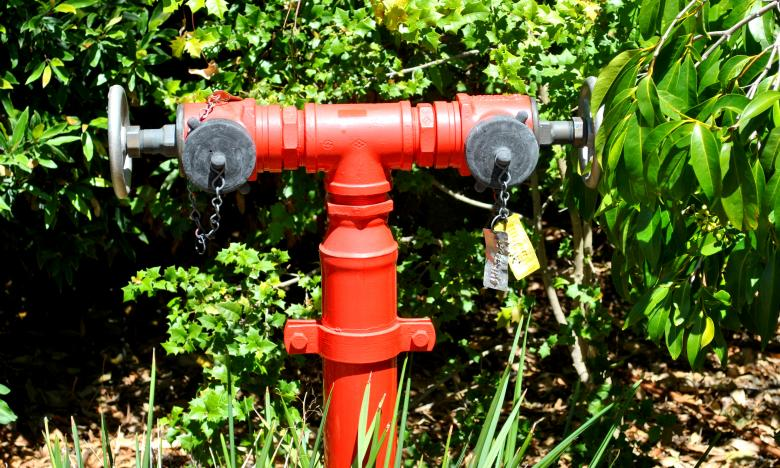 Free Stock Photo of Fire Pipe Created by Robert Priest