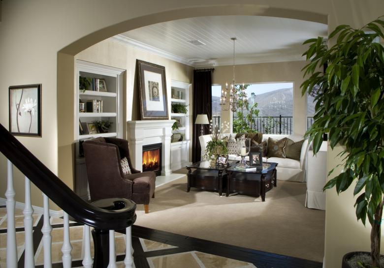 Living Room - Free Interior Stock Photos