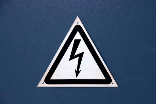 High Voltage Sign - Free Stock Photo