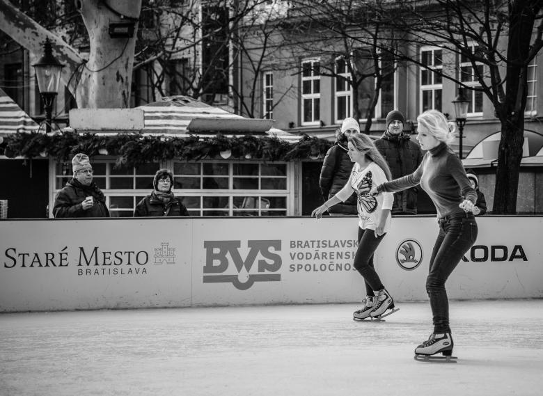 Free Stock Photo of Skating or keeping balance Created by Frantisek Pech