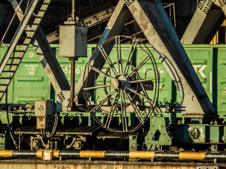 Free Stock Photo of Port equipment Created by Janis Urtans