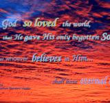 Free Photo - God So Loved the World