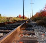 Free Photo - BC Railway Tracks