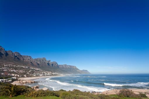 Cape Town Coastal Scenery - Free Stock Photo