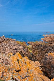 Guernsey Cliffs - HDR - Free Stock Photo