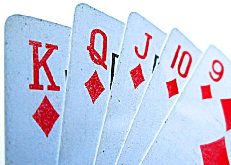 Casino, Gambling, Gamble or Cards - Free Stock Photo