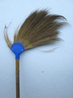 Old broomstick - Free Stock Photo
