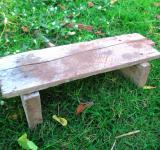Free Photo - Wooden bench at a park