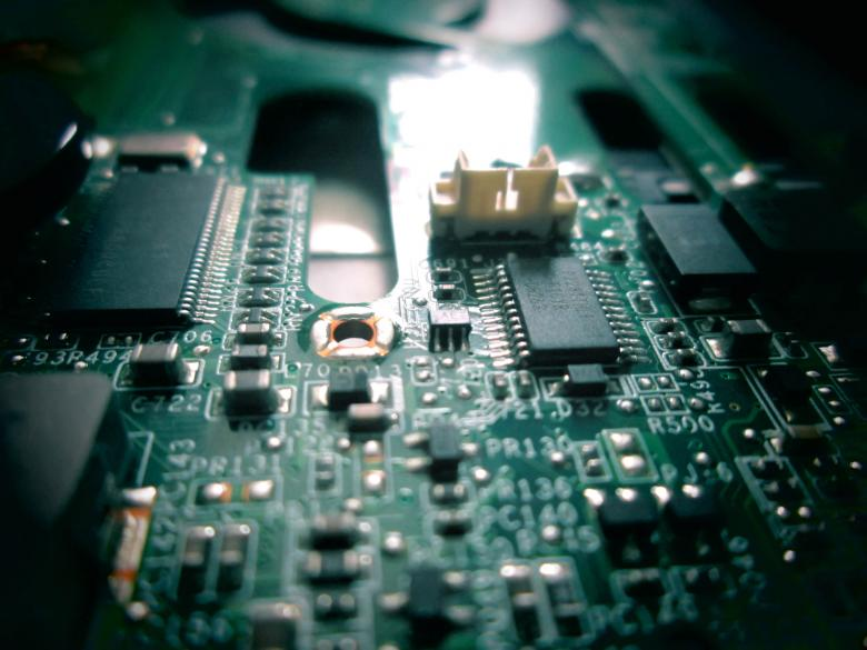 Free Stock Photo of Circuit Board Created by Galayanee