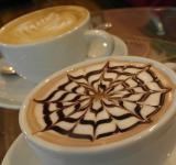 Free Photo - Coffee Art Patterns
