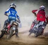 Free Photo - Red Bull dirt bike racing