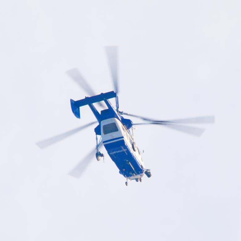 Free Stock Photo of Helicopter Created by 2happy