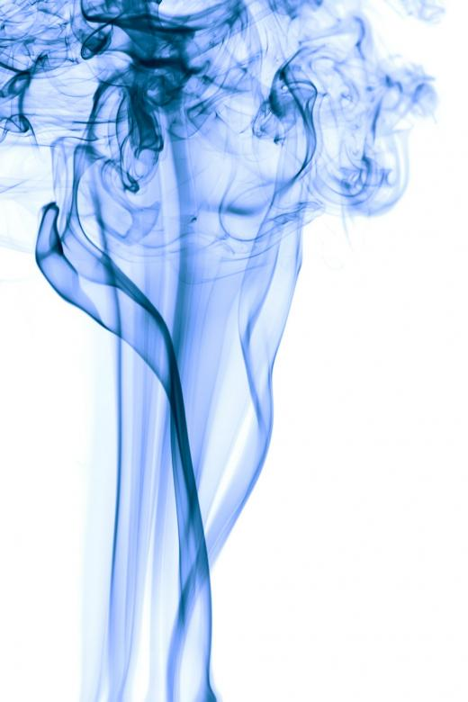 Free Stock Photo of blue smoke Created by 2happy