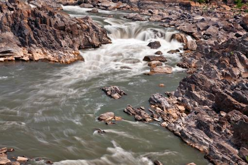 Great Falls - HDR - Free Stock Photo