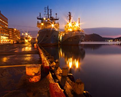 Supply Vessels - Free Stock Photo