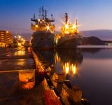 Free Photo - Supply Vessels