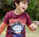 Free Photo - Cute Innocent Boy Laughing