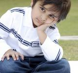 Free Photo - Cute Kid Posing