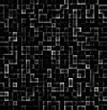 Free Photo - Black and white pixel texture