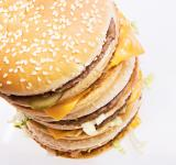 Free Photo - Triple hamburger