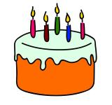 Free Photo - Birthday Cake Clipart