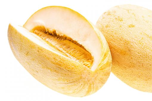 Yellow Melons - Free Stock Photo