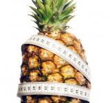 Free Photo - Measuring tape on Pineapple