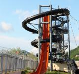 Free Photo - Aquapark slide