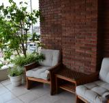 Free Photo - Balcony with furniture