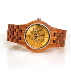 Koa Watch | Monarch Gold Face - Free Stock Photo