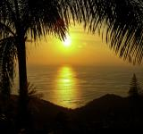Free Photo - Tropical sunset
