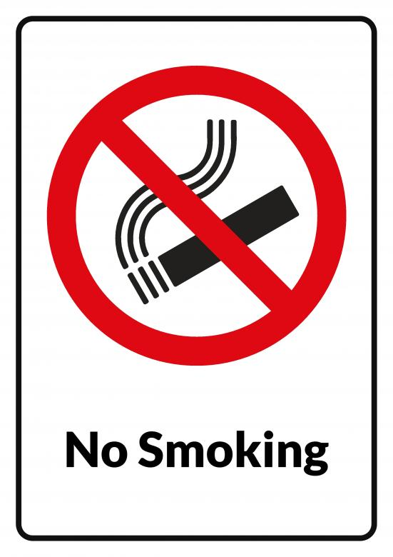 Free Stock Photo of No Smoking Sign Created by Darren Lewis