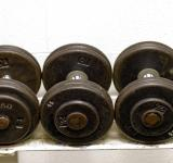 Free Photo - Dumbbells