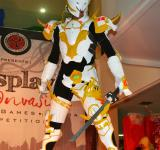 Free Photo - Knight cosplayer