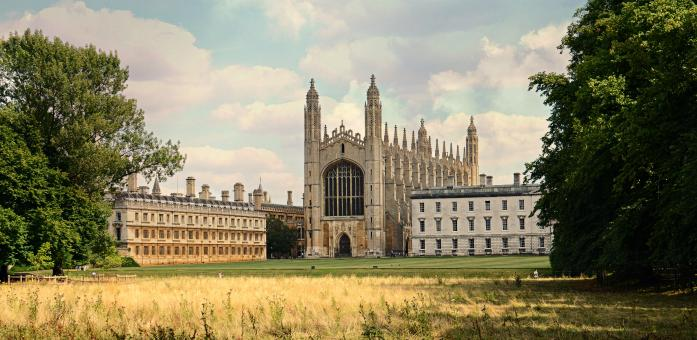 Kings College Chapel - Free Stock Photo