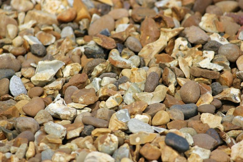 Free Stock Photo of Gravel mix Created by Darren Lewis