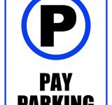 Free Photo - Pay Parking Zone - Sign