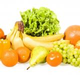 Free Photo - Mixed fruits and vegetables