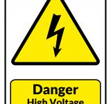 Free Photo - Danger High Voltage