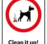 Free Photo - Clean It Up - Sign
